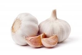 Smoked garlic of Arleux France