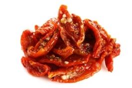Semi-dried tomatoes Turkey